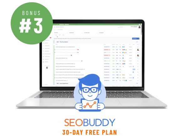 Preview of the SEO Buddy University