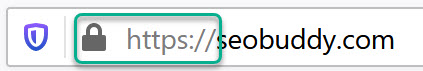 HTTPS Secure URL Example