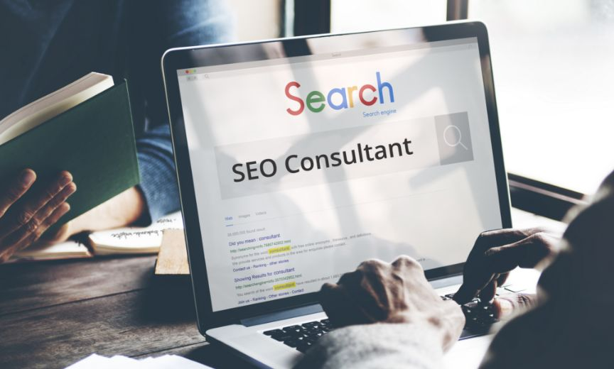 Online Search for SEO Job