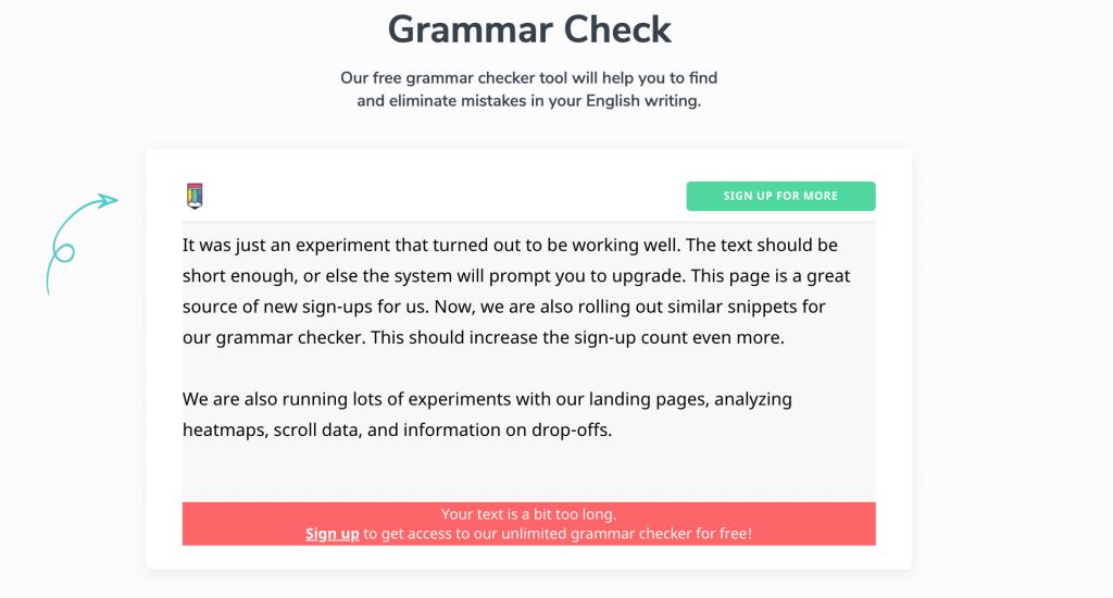 Linguix Grammar Check Tool