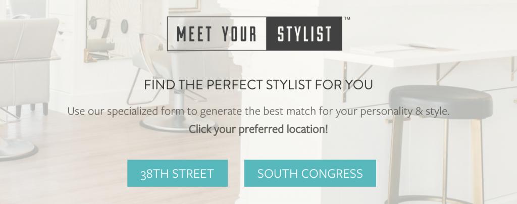 """Meet Your Stylist"" on urbanbetty.com"